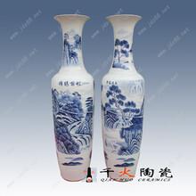 景德镇陶瓷花瓶现代家居饰品摆件插花客厅装饰摆设工艺品图片