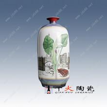 定制新家装饰礼品小花瓶厂家陶瓷花瓶批发景德镇陶瓷大花瓶