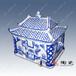 陶瓷骨灰盒,陶瓷棺材骨灰盒,陶瓷的骨灰盒报价