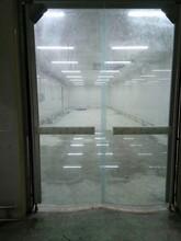 山東自由門生產廠家不銹鋼冷庫自由門聚氨酯防撞冷庫門圖片