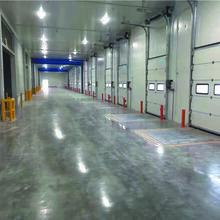 滑升门供应商遥控工业滑升门垂直提升工业门图片