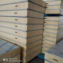 不锈钢冷库板供应夹心聚氨酯板厂家防火板价格图片