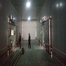 雞鴨速凍冷庫門電動冷庫保溫門彩鋼保溫冷庫門