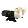 直销耐酸碱自吸泵氟塑料过滤循环泵电镀化工自吸泵厂家直销
