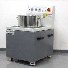 加工生产锌螺栓抛光设备双工位磁力抛光机可电询图片