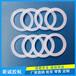 工厂定制透明硅胶密封垫圈防水硅胶圈黑色平垫各种型号紧固件