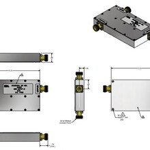 KLMicrowave濾波器5BT-1000/2000-1-N/N圖片