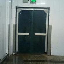 山东雪盾缓冲门,7mmPVC软帘门,自由防撞缓冲门可定制