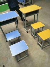 学生课桌椅全省低价大量批发简约稳固学校用图片