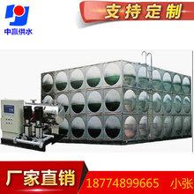 安徽滁州恒压供水装置