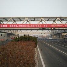 天津户外天桥广告