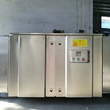 綠謳LSUV-10G光氧催化除臭設備uv光解生產廠家圖片