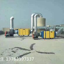 汽車噴涂廢氣催化氧化吸附設備廠家直銷圖片