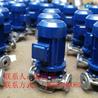 上海廠家供應工業泵廠家立式單級管道離心泵ISG50-125管道泵