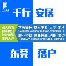 東莞東城人才教育入戶咨詢圖片