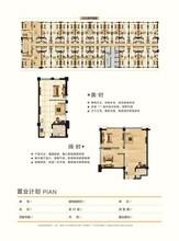 2020新開白溝京白世貿城配套戶型圖片