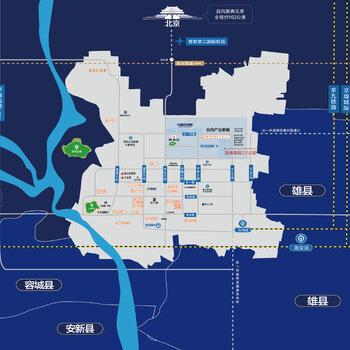 河北京雄世貿港樓盤真實房價