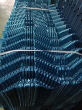 祥庆冷却塔S波填料冷却塔填料PVC填料现货供应图片