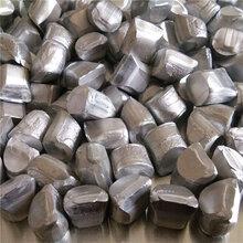 1060铝粒山东铝粒生产加优游注册平台厂优游注册平台钢厂脱氧铝粒图片