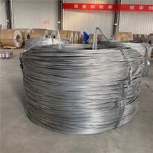 1060铝杆9.5、/12MM直径钢厂脱氧铝粒图片
