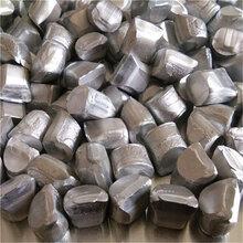1060铝粒作为还√原剂,钢厂脱氧剂使用图片