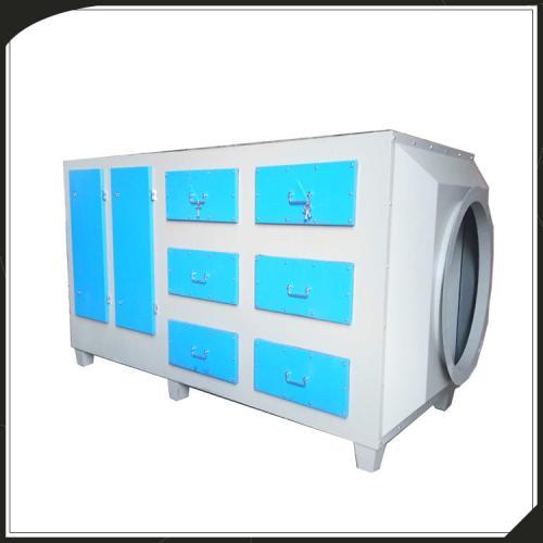 吸附设备-活性炭环保柜,中博环保专业生产