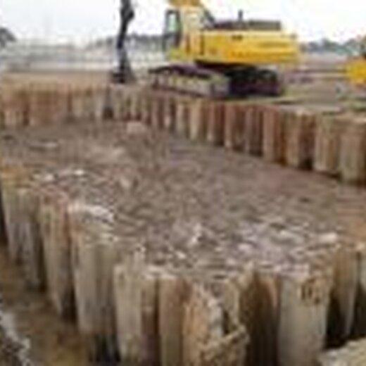深圳市U型鋼板樁價格實惠,拉森鋼板樁