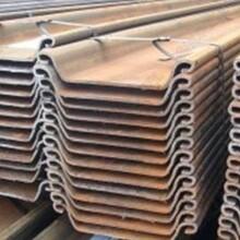 珠海市U型钢板桩质量保证,拉森钢板桩图片