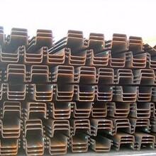 出租拉森钢板桩,中山市耐用钢板桩量大从优图片