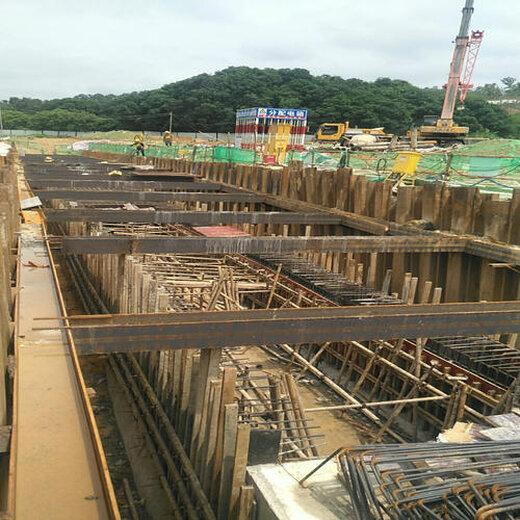 出租建筑鋼板樁,珠海市Z型鋼板樁安全可靠