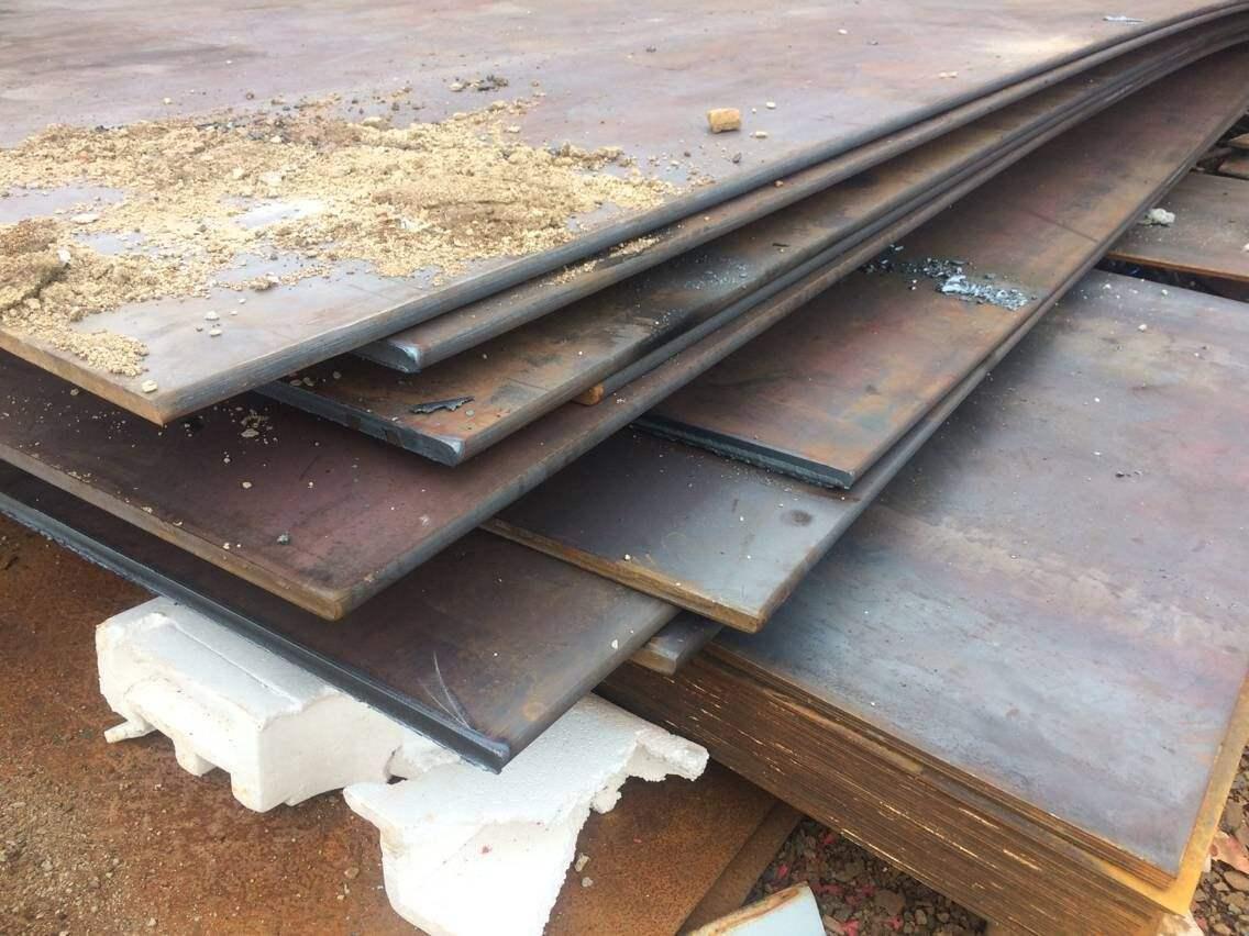 深圳市工地鋪路鋼板