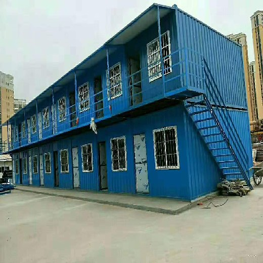 惠州市工地住人集裝箱廠家,集裝箱宿舍