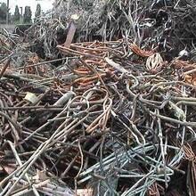 临沂废铁回收站图片