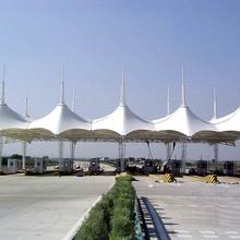 南京张拉膜结构交通设施施优游图片