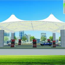 上海優質膜結構交通設施