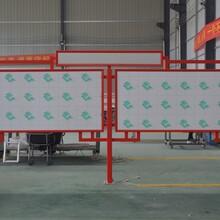 重庆铝合金报栏宣传栏制作厂家服务至上图片