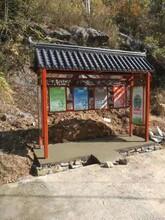 衢州新款铝合金垃圾分类宣传亭服务周到,垃圾分类回收亭图片