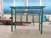 厂家直销铝合金带雨棚城市垃圾分类亭环保亭
