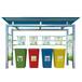 玉溪垃圾分類亭售后保障,垃圾分類站