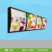 可移动卡布灯箱型材批发灯箱的优势和安装方式图片