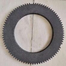 WPT制动器摩擦片生产,冷剪制动器离合片图片
