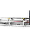金强光纤自动上料管材切割机