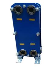 普洱板式換熱器生產廠家圖片