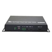 小鱼视频HDMI视频光端机1路,HDMI光纤收发器,HDMI延长器图片