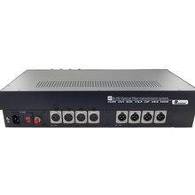 小鱼视频平衡音频光端机,平衡音频光纤收发器,平衡音频延长器图片