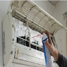 静安区空调清洗公司图片