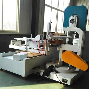 临安数控木工机械厂家直销数控带锯,数控木工曲线锯