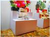 河北石家莊產品展示展柜珠寶展示展柜租賃陳列柜訂制烤漆展柜