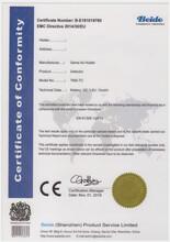 江西南昌LAMAKACCC认证周期快服务好品质选择资历深有保障图片