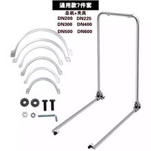 HDPE雙壁波紋管拉緊安裝神器通用型拉管連接器網紅手動對接管工具圖片